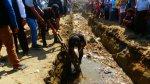 Chimbote: niño de ocho años murió tras caer a una zanja - Noticias de pueblos jovenes