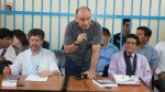 La audiencia de Roberto Torres y Katiuskha del Castillo [FOTOS] - Noticias de penal de chiclayo