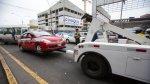 Municipalidad de Lima llevó al depósito más de 1.600 vehículos - Noticias de papeletas de transito