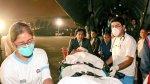 Accidente en Huánuco: 6 heridos de gravedad llegaron a Lima - Noticias de hospital naval del callao
