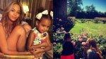 Beyoncé comparte tiernas fotografías familiares en Instagram - Noticias de beyonce knowles