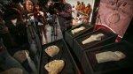 Estas son las piezas arqueológicas halladas en Vichama [FOTOS] - Noticias de piezas arqueologicas