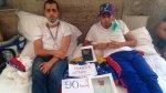 Vaticano: Venezolanos en huelga de hambre piden ver al Papa - Noticias de carlos mendiola