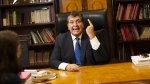 Verán denuncias constitucionales contra Alan García el 16 y 30 - Noticias de sergio tejada
