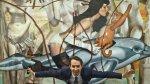 Jeff Koons inauguró retrospectiva en el Guggenheim (FOTOS) - Noticias de jeff koons