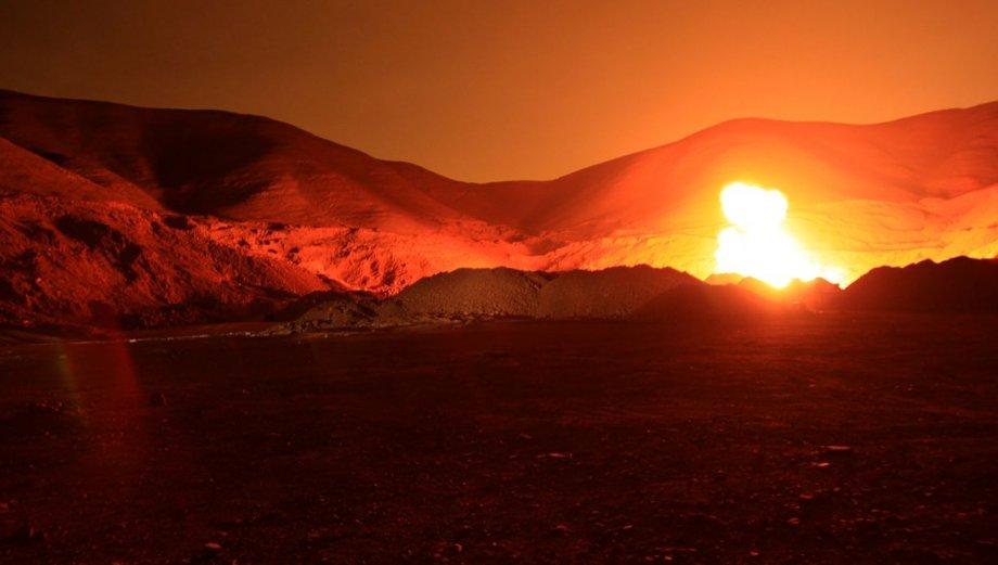 Maquinaria usada por minería ilegal fue destruida en Ventanilla
