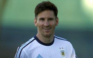 """Lionel Messi: """"La herida del Mundial 2014 siempre estará ahí"""""""