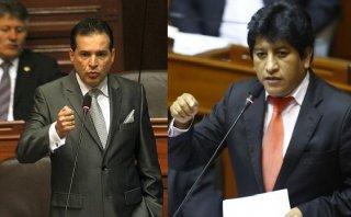 Omar Chehade llama ayayero de Nadine Heredia a Josué Gutiérrez
