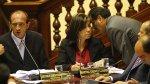La unión solidaria fue aprobada por la Comisión de Justicia - Noticias de concertacion parlamentaria carlos bruce