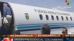 González dejó Venezuela en avión de Fuerza Aérea Colombiana - Noticias de tania diaz