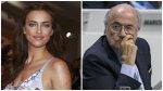 Irina Shayk negó rumores de romance con Joseph Blatter - Noticias de irina shayk