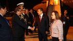 Visa Schengen: Humala llegó a Bruselas para cumbre Celac-UE - Noticias de visa de peruanos para europa