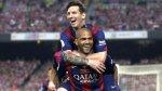 Barcelona: Alves contó cómo lo convenció Messi para renovar - Noticias de camp nou