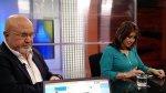 Carlos Bruce y Martha Chávez discutieron por la unión solidaria - Noticias de amamantar