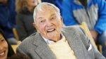 Rockefeller, el millonario más veterano celebra sus 100 años - Noticias de jeff koons