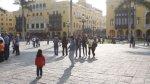 Lima soportó hoy uno de los días más calurosos de otoño - Noticias de martin bonshoms