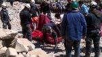 Derrumbe en Churín es investigado por dos fiscales de Huaura - Noticias de roberto miranda