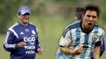"""Técnico de Paraguay: """"Dependemos de cómo se levante Messi"""" - Noticias de serena salgado"""