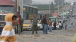 Paro en Juliaca: manifestantes impiden circulación de vehículos - Noticias de huelga en juliaca