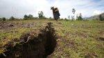 Socosbamba nuevamente en emergencia por grandes grietas - Noticias de julio argote