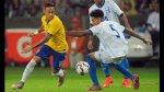 Brasil venció 1-0 a Honduras con Neymar solo durante 45 minutos - Noticias de bryan beckeles