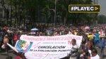 México: miles de maestros marcharon contra la reforma educativa - Noticias de examen docentes