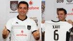 Xavi Hernández fue presentado en el Al Sadd de Qatar - Noticias de xavi hernández