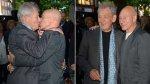 Ian McKellen y Patrick Stewart se besaron en premiere - Noticias de sunny ozell