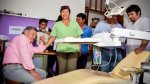 Médicos usan botella de gaseosa ante escasez de equipos - Noticias de federación médica del perú