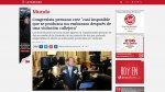 Juan Carlos Eguren: su polémica frase repercute en el exterior - Noticias de maltrato a la mujer
