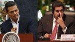 Peña Nieto pide respeto a los derechos humanos en Venezuela - Noticias de felipe lazo
