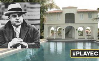 Residencia de Al Capone en Miami abre sus puertas a turistas