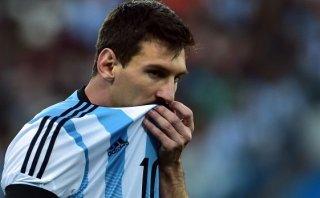 Lionel Messi: su déficit de gol en Copa América con Argentina