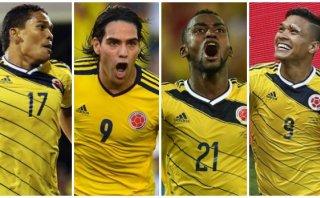 Colombia: abundancia de gol del rival de Perú en Copa América