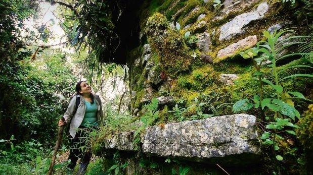 Chachapoyas: hallan vasos ceremoniales en sitio arqueológico