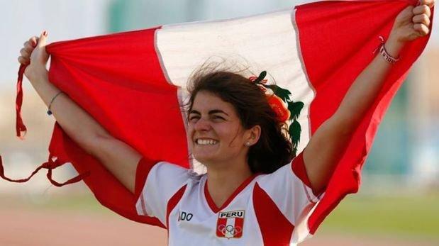 Atletismo: Paola Mautino conquistó oro en salto largo