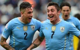 Uruguay sin lucir derrotó 1-0 a Jamaica por la Copa América