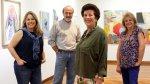 Des-Bordes x1: el arte que motiva la solidaridad - Noticias de liliana campos