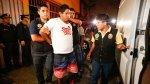 San Juan de Lurigancho: caen más extorsionadores de colegios - Noticias de alarcon