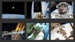 50 años de caminatas espaciales: las mejores fotos de la NASA - Noticias de nasa