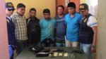 Piura: banda fue capturada tras asaltar a un camión de Movistar - Noticias de jorge chavez escobar