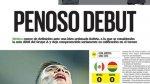 """Críticas a México tras pobre debut en Copa América: """"Penoso"""" - Noticias de portal deportivo"""