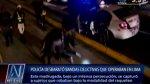 Cae banda de raqueteros tras persecución en Vía Expresa [VIDEO] - Noticias de victor castillo ramos