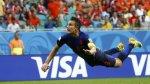 Un día como hoy España cayó 5-1 ante Holanda en Brasil 2014 - Noticias de xabi alonso