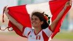 Atletismo: Paola Mautino conquistó oro en salto largo - Noticias de juegos panamericanos