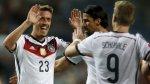 Alemania apabulló 7-0 a Gibraltar por eliminatorias a Eurocopa - Noticias de roman weidenfeller