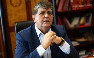 Presentan nueva denuncia constitucional contra Alan García
