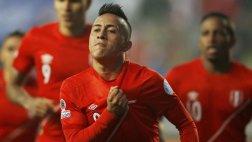 Perú vs. Brasil: Cueva ya le marcó un gol a la 'Canarinha'
