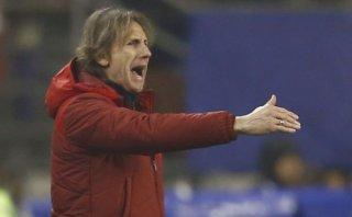 """Ricardo Gareca: """"La actitud del equipo está fuera de discusión"""""""