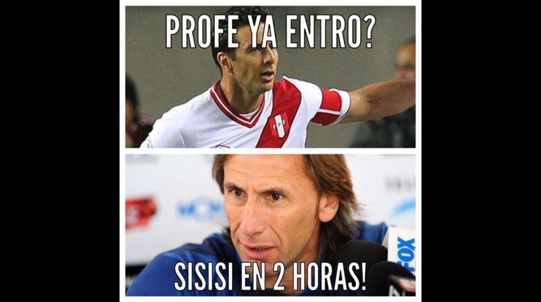 Perú vs. Brasil: los memes de la derrota blanquirroja ...